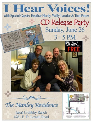 3rd CD Release Party